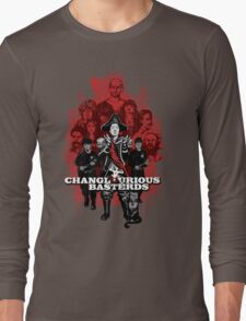 Changlourious Basterds (Any Shirt Colour) Long Sleeve T-Shirt