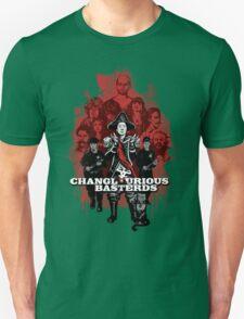 Changlourious Basterds (Any Shirt Colour) Unisex T-Shirt