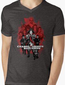 Changlourious Basterds (Any Shirt Colour) Mens V-Neck T-Shirt