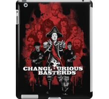 Changlourious Basterds (Any Shirt Colour) iPad Case/Skin