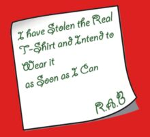 R.A.B's Note Kids Clothes