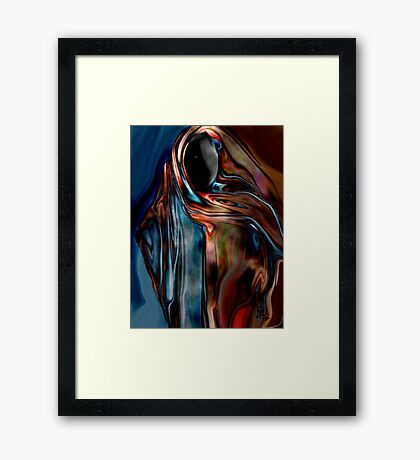 Mother Earth-Spirit Framed Print