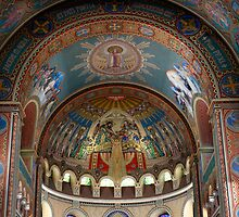 The Votive Church of Our Lady of Hungary  by milena boeva