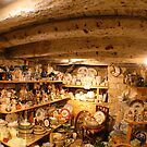 antiques below stairs Chipping Campden by BronReid