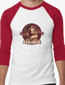 AVALANCHE Wants YOU! Men's Baseball ¾ T-Shirt