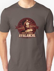 AVALANCHE Wants YOU! T-Shirt