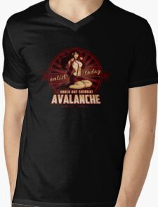 AVALANCHE Wants YOU! Mens V-Neck T-Shirt