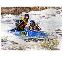 Power boat 009_3 Poster