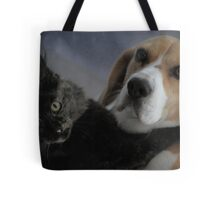 Best friends .  .really and truly. Tote Bag