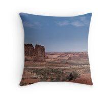 Moab, Utah Throw Pillow