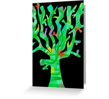 The Tree of Life Series: Spring Greeting Card