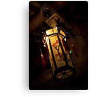 Lantern Canvas Print