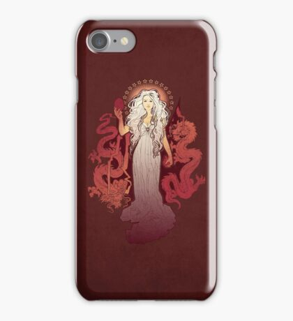 Dragon Mother iPhone Case/Skin