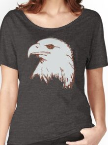 Patriotic Eagle Women's Relaxed Fit T-Shirt