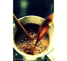 chocolatera Photographic Print
