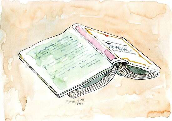 Let's start a Gratitude Journal by Maree  Clarkson