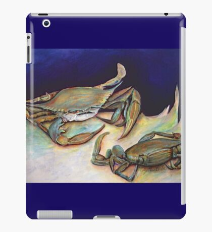 Rat Face, Let's go for a Couple of Cold Ones iPad Case/Skin