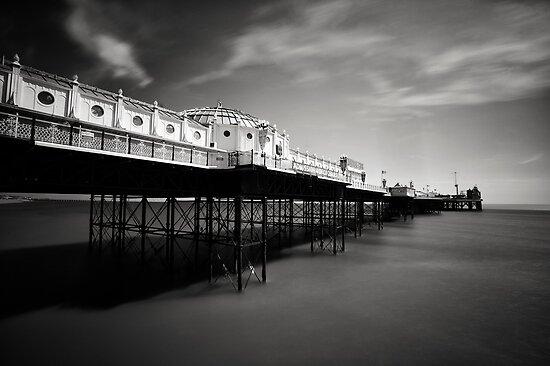 Brighton Pier by Mark Smart