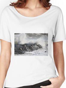 Jetty Splash  Women's Relaxed Fit T-Shirt