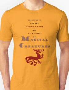 Department for Magical Creatures T-Shirt