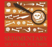 Sedimentary Watson! One Piece - Short Sleeve