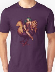 Mog's Chocobo Riding Club T-Shirt