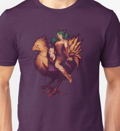 Mog's Chocobo Riding Club Unisex T-Shirt