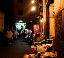 Night Souks  by Pippa Carvell