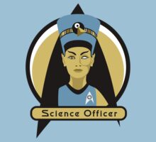Science Officer Nefertiti Kids Clothes