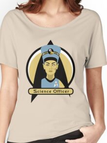 Science Officer Nefertiti Women's Relaxed Fit T-Shirt