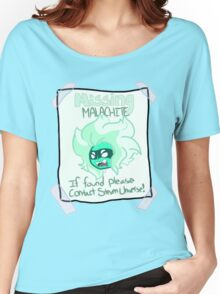 Missing: Malachite Women's Relaxed Fit T-Shirt