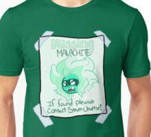 Missing: Malachite Unisex T-Shirt