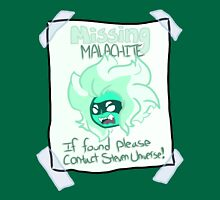 Missing: Malachite Unisex T-Shirt
