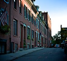Backstreets by BostonPhotoTour