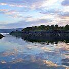 Inverkip Marina, on The Clyde by Lynn Bolt