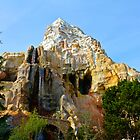 Matterhorn Mountain Bobsleds by Rechenmacher