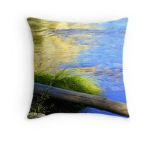 """River's Edge"" Throw Pillow"
