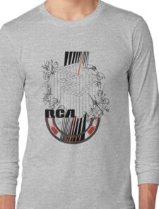 Stroked mashup Long Sleeve T-Shirt