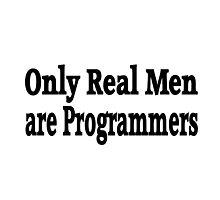 Programmer Photographic Print