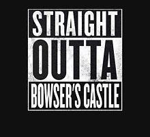 Straight Outta Bowser's Castle - Super Mario T-Shirt