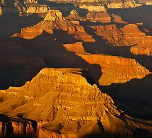 Grand Canyon Glow by Alex Cassels