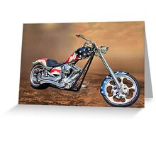 Easy Rider Remembered Greeting Card