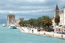 Trogir - Croatia by Arie Koene