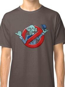 I Ain't Afraid Of No Hitchhiking Ghost - Ezra Classic T-Shirt