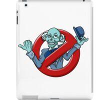 I Ain't Afraid Of No Hitchhiking Ghost - Ezra iPad Case/Skin
