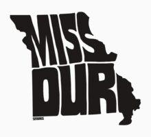 Missouri One Piece - Short Sleeve