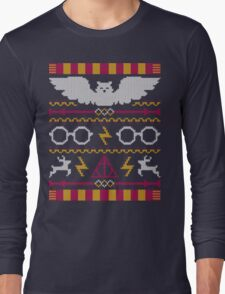 The Sweater That Lived Long Sleeve T-Shirt