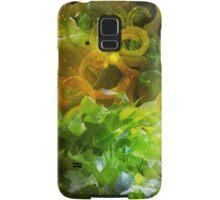 Yellow Magic Samsung Galaxy Case/Skin