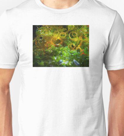 Yellow Magic Unisex T-Shirt