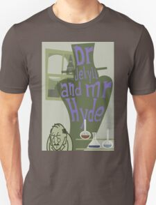 Jekyll and Hyde Unisex T-Shirt